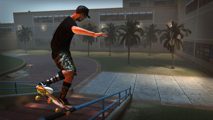 Legendarny skater chciałby, żeby kolejna część serii Tony Hawk's Pro Skater była VR-ready