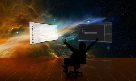 Virtual Desktop już ze wsparciem Oculus Touch i kontrolerów HTC Vive