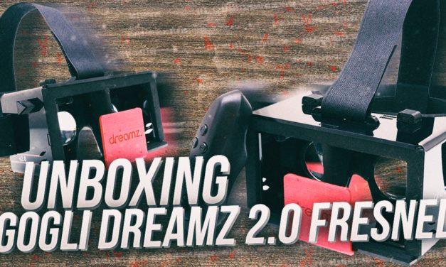 Dreamz 2.0 Fresnel – Unboxing [Promocja Mikołajkowa!]