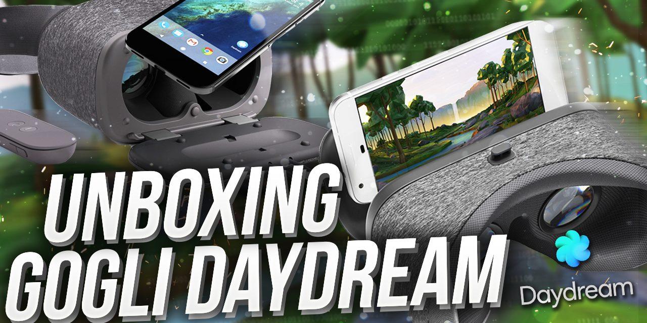 Google DayDream – Pierwsze Wrażenia!