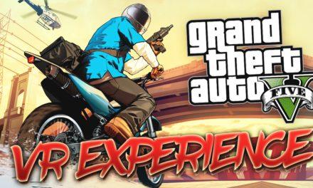 GTA VR na ROWERZE – Chudnij zwiedzając San Andreas!