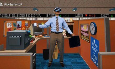 Job Simulator najpopularniejszą i najlepiej zarabiającą grą VR roku 2016