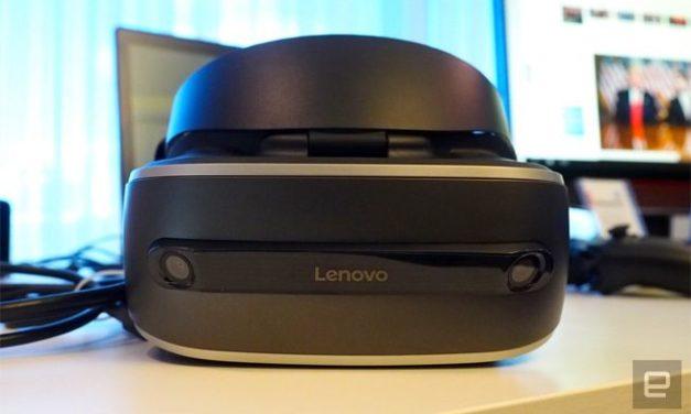 Poznaliśmy szczegóły na temat 'Microsoftowych' gogli VR od Lenovo