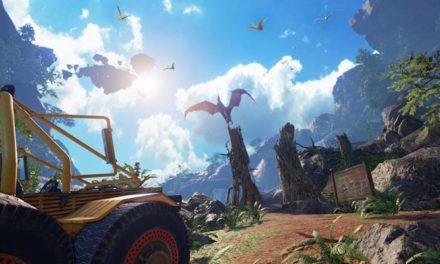 """Opublikowano pierwszy gameplay z VR-owego """"Parku Jurajskiego"""" – Ark Park"""