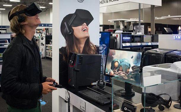 Oculus VR zamyka 200 stanowisk demo z goglami. Zuckerberg prosi inwestorów o cierpliwość