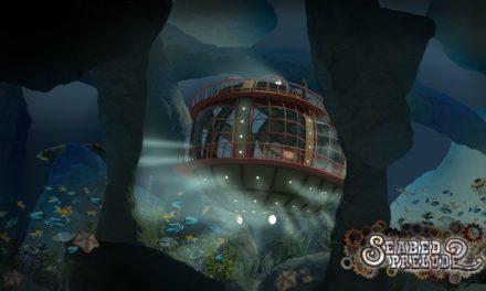 Dziś premiera Seabed Prelude VR polskiego studia MythicOwl