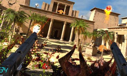Serious Sam 3, The Second Encounter i The Talos Principle otrzymają wsparcie gogli VR