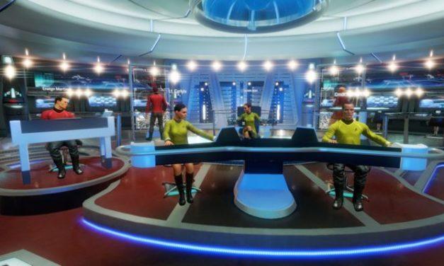 Znów przełożono premierę gry Star Trek: Bridge Crew