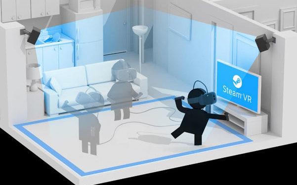 Sony patentuje system trackingu podobny do SteamVR Lighthouse
