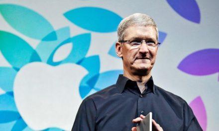 Tim Cook wróży rozszerzonej rzeczywistości powtórzenie sukcesu smartfonów