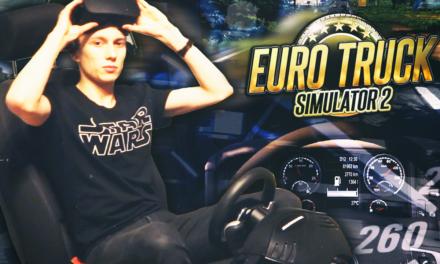 ETS2 VR – Euro Truck Simulator 2 – Oculus Gameplay [PL]