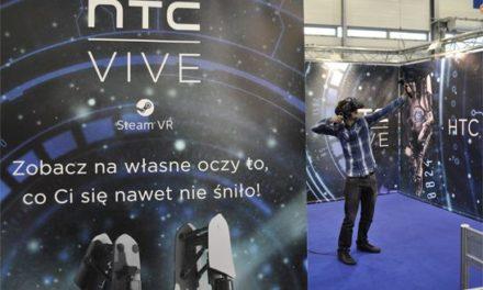 Pod koniec roku możemy spodziewać się mobilnych gogli od HTC