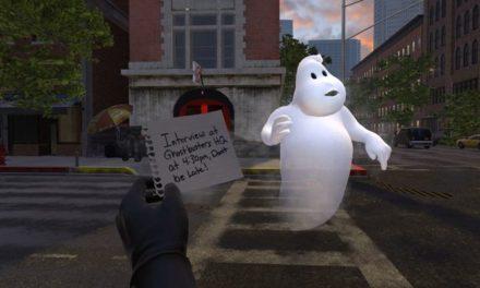 """Doświadczenie """"Ghostbusters VR"""" debiutuje w wersji dla gogli PSVR w amerykańskim PS Store"""