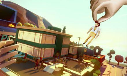"Poznaliśmy datę premiery gry ""Giant Cop: Justice Above All"" na Oculus Rift"