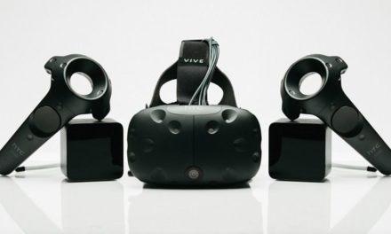 HTC nie czuje potrzeby obniżania ceny gogli HTC Vive