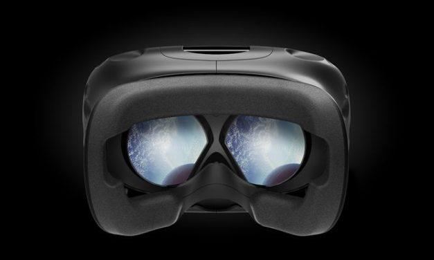 Na GDC 2017 pokazano zmodyfikowaną wersję HTC Vive z technologią śledzenia wzroku