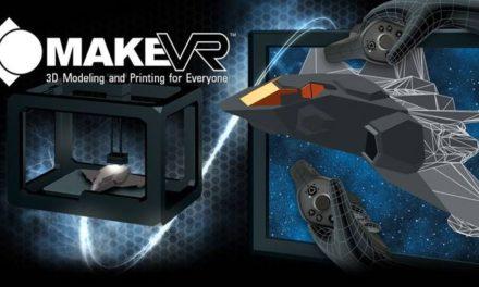 """Wirtualna pracownia Sixense """"MakeVR"""" dostępna w sklepie dla gogli HTC Vive"""