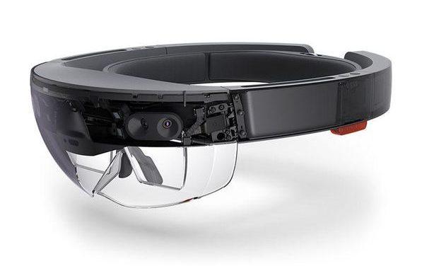 Nowy model okularów Hololens nie wcześniej niż w 2019 roku
