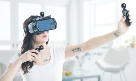 NOLO VR – niedrogi system 'roomscale' dla mobilnych gogli zbiera na Kickstarterze 230 tyś. dolarów