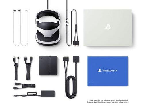 Nowości dla gogli PlayStation VR w najnowszym PS4 firmware 4.50, m.in. 'Blu-ray 3D VR'