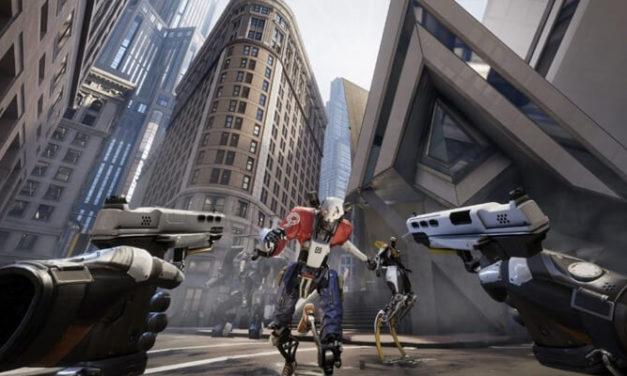 Robo Recall grywalny na goglach HTC Vive pomimo braku oficjalnego wsparcia