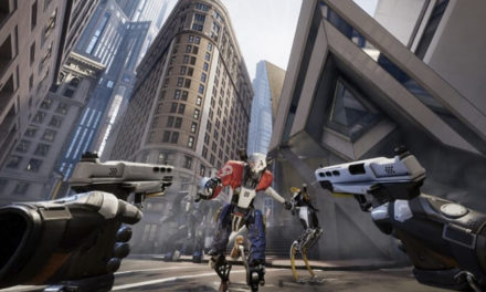 Dziś premiera Robo Recall – strzelanki od Epic Games demonstrującej potencjał Oculus Touch