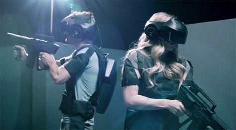 """The VOID otwiera pierwszy """"mixed-reality park"""" poza USA"""