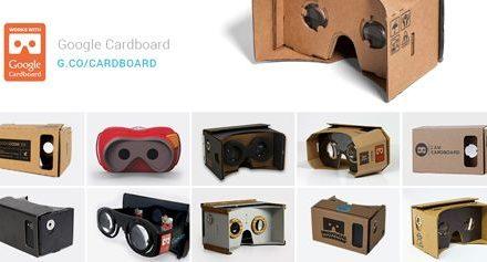 Cardboardy najpopularniejszymi goglami VR na świecie. Rozeszło się 10 milionów egzemplarzy