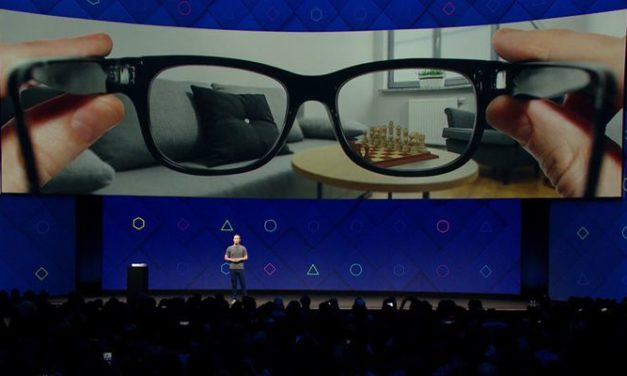 Interfejs mózg-maszyna oraz rozszerzona rzeczywistość priorytetami Facebooka na kolejne lata