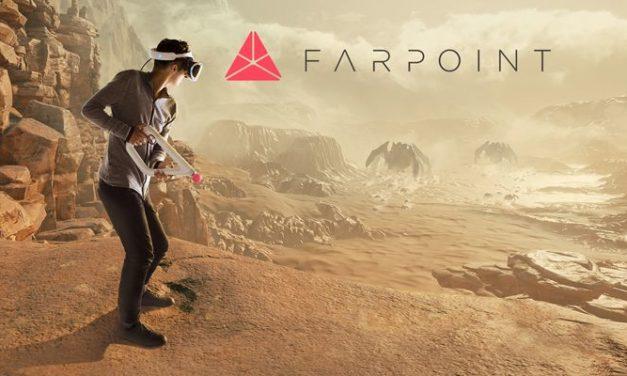 Nowe szczegóły, cena i zwiastun fabularny gry Farpoint na PlayStation VR Aim Controller