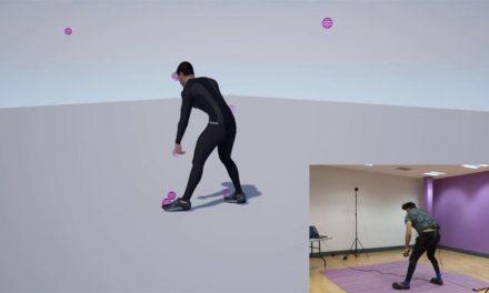 """IKinema wypuści Orion – niedrogi system """"mocap"""" śledzący ruchy całego ciała użytkownika gogli VR"""