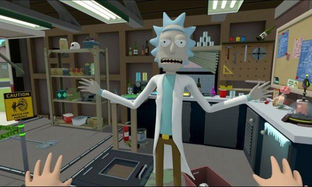 Dziś premiera 'Rick and Morty: Virtual Rick-ality' – pierwsze 10 minut z rozgrywki