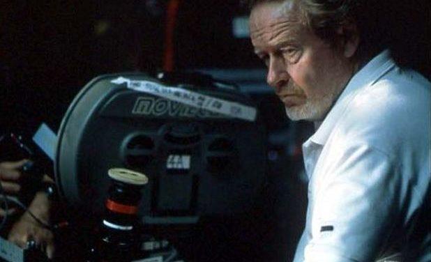 Ridley Scott otwiera studio filmów Virtual Reality