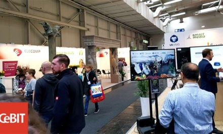 VR Visio na CeBIT 2017 – wideorelacja