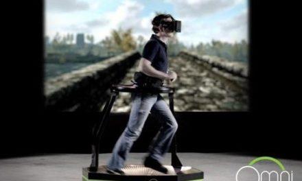 Twórcy Virtuix Omni partnerami HTC. Bieżnia VR otrzyma wsparcie dla gry Arizona Sunshine
