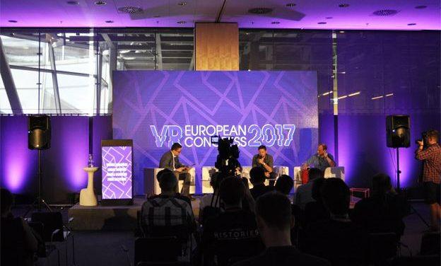 Relacja z European VR Congress 2017