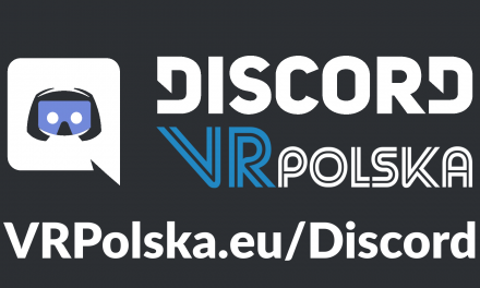 Discord VR Polska już dostępny!