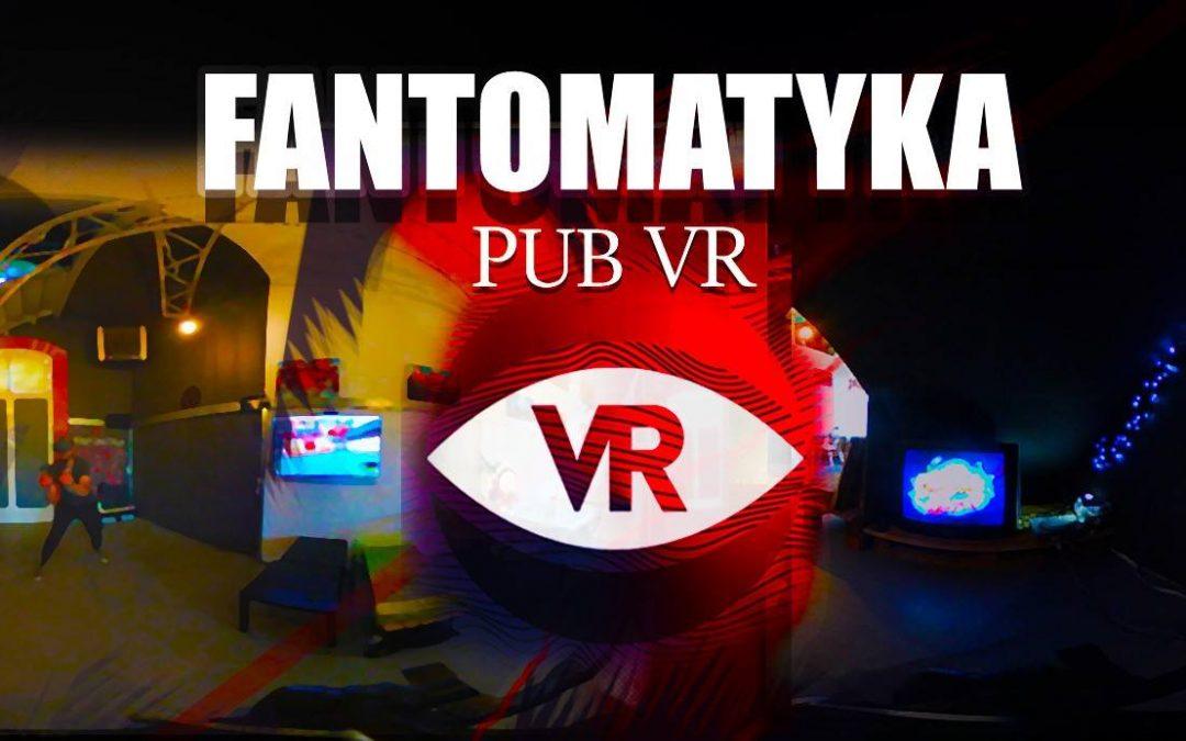 Pub VR – Fantomatyka – Pub z Wirtualną Rzeczywistością w Gdańsku