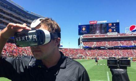 """Finał Ligi Mistrzów po raz pierwszy """"na żywo"""" w goglach Virtual Reality"""