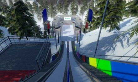 Ski Jump VR – polski symulator skoczka narciarskiego dostępny na Steam