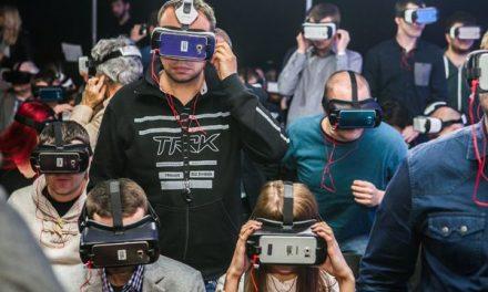 Nietypowa akcja promocyjna Galaxy S8 i gogli Samsung Gear VR