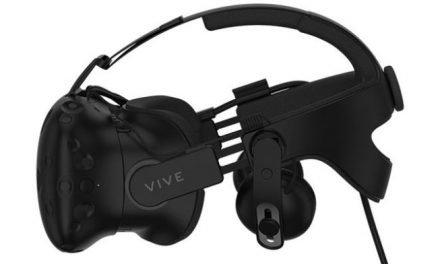 Vive Deluxe Audio Strap wyprzedany tuż po premierze