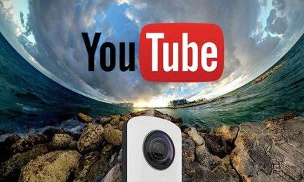 YouTube wprowadza nowy format dla nagrań VR – 180º