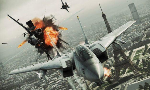Ace Combat 7 VR – gameplay PSVR