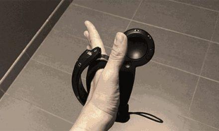 """Udostępniono nowe nagrania demonstrujące działanie kontrolera Valve """"Knuckles"""""""