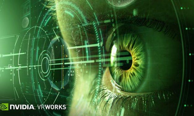 Techniki VRWorks obsługiwane przez silnik Unreal Engine 4.16 i Unity 2017.1
