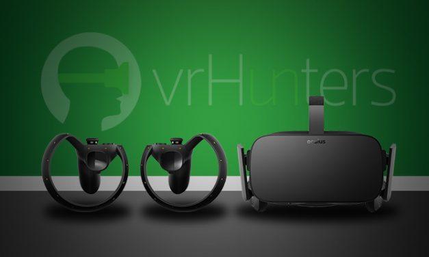 Okazja: Oculus VR czasowo obniża cenę zestawu Rift + Touch do 449 Euro