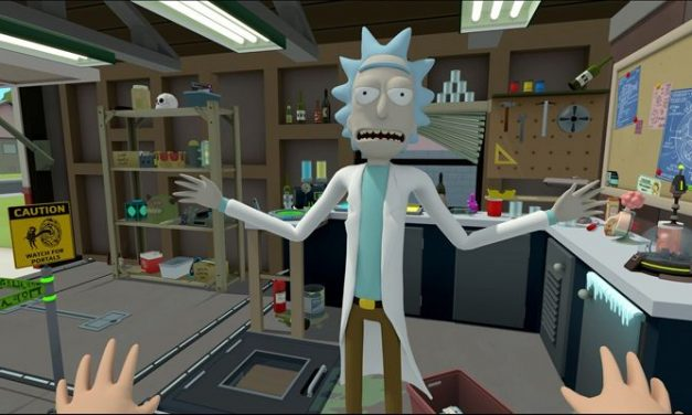 Rick and Morty: Virtual Rick-ality – recenzja