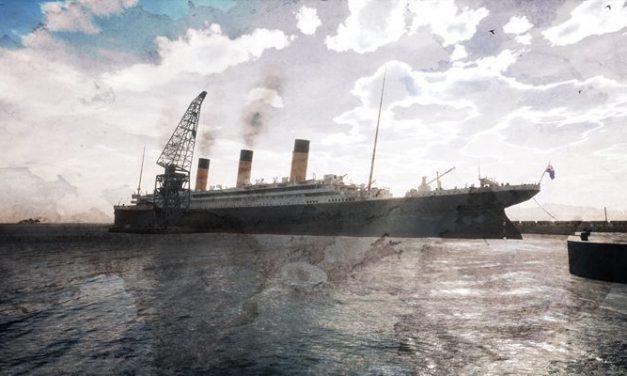 "Opublikowano demo gry ""Titanic: Honor and Glory VR"""