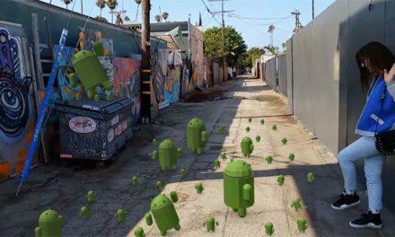 Google odpowiada na Apple ARKit i ujawnia ARCore dla Androida